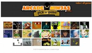 """Arcade Ninjas"""
