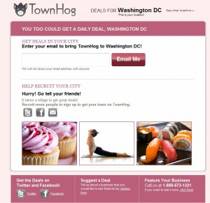 """Townhog"""