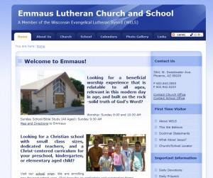 lutheran church and school