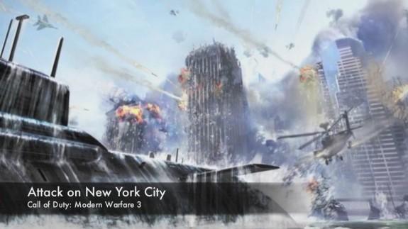 Call of Duty Modern Warfare 3 Attack on New York City