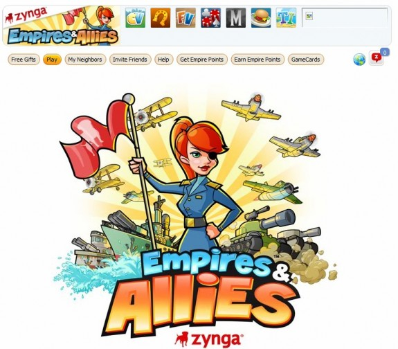 Empires and Allies by Zynga