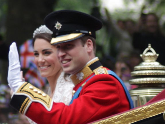 Marrying the Prince