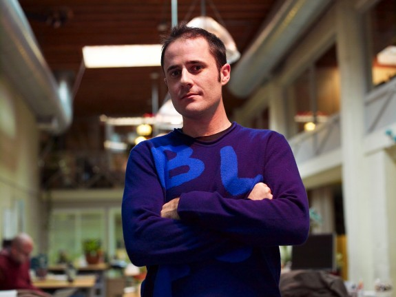 Twitter CEO Evan Williams