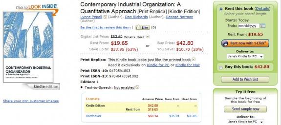 Kindle Print Replica Book