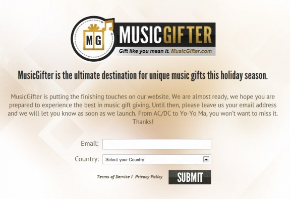 MusicGifter