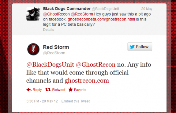 Ubisoft Red Storm