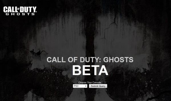 Ghosts Beta .net