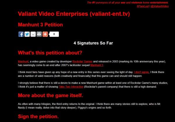 Valiant Video Enterprises