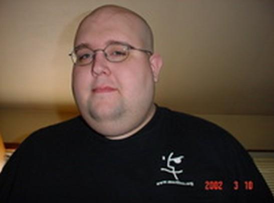 Jeremy Schoemaker was 420 lbs