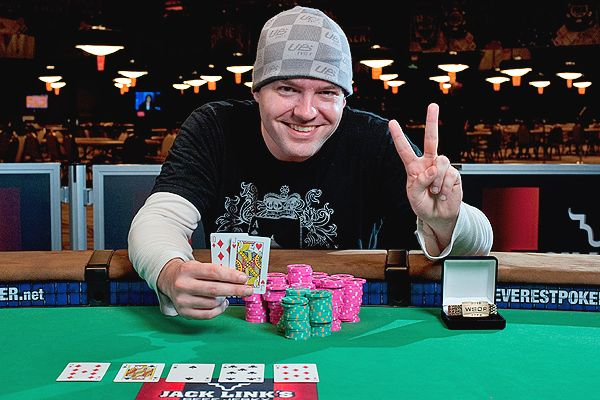 Professional Poker Player and Domainer, Dutch Boyd wins second WSOP Bracelet