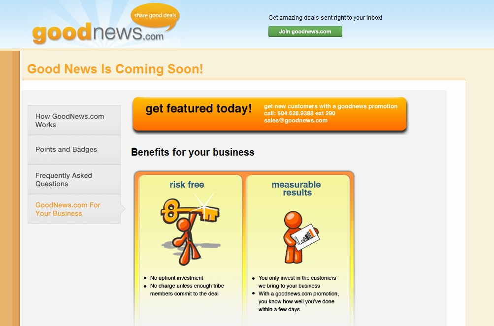 GoodNews.com Could Mean Great News for Kevin Ham's Wallet in the Billion Dollar Group Buying Business