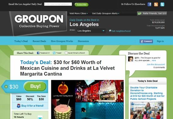 """Are owners of """"Group Buying"""" domains poised to cash in?"""