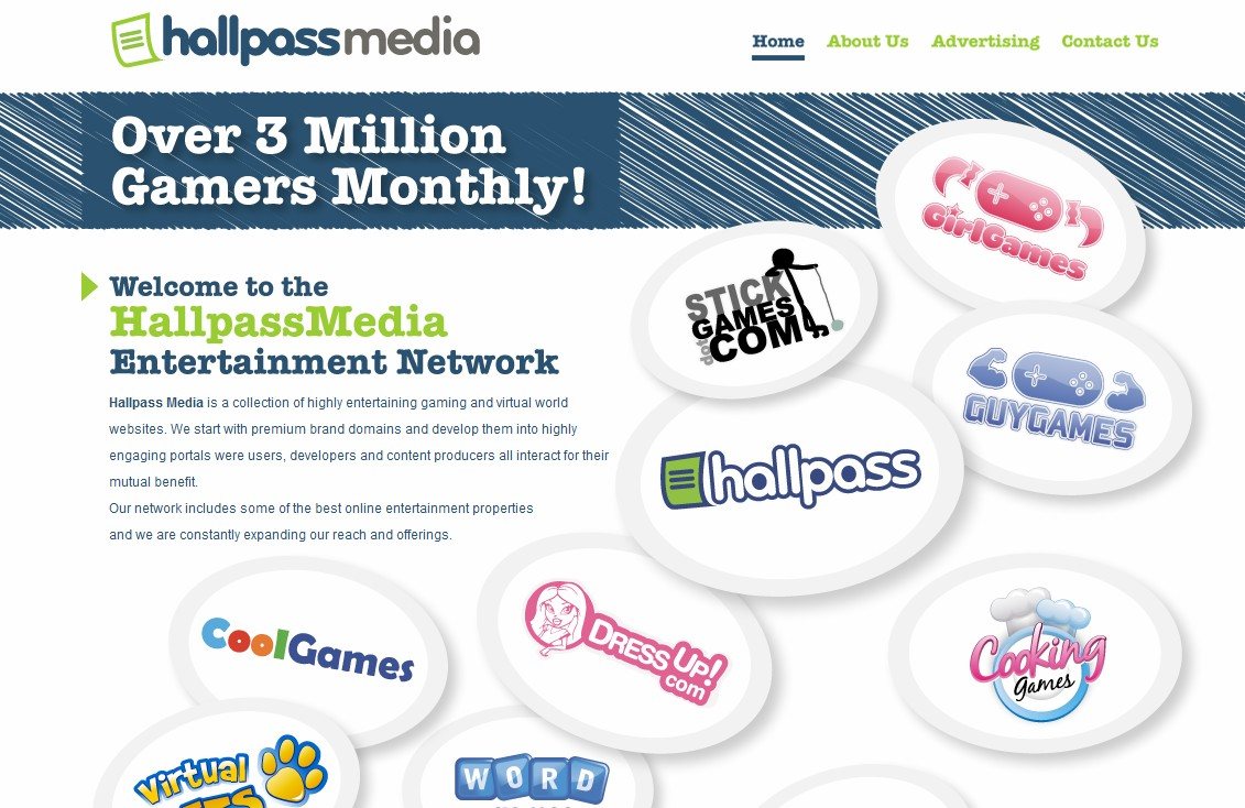 "Hallpass Media's Bill Karamouzis Relaunches new company site, ""Develop Those Generics!"""