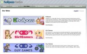 """""""Hallpass Media"""""""