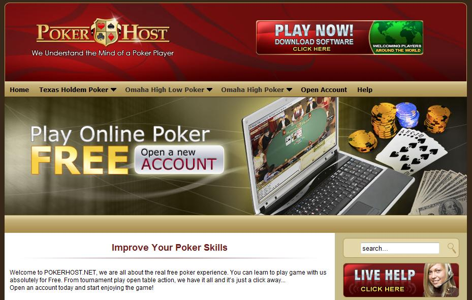 Dutch Boyd, Domainer and WSOP Winner, must have made a KILLING selling PokerHost.net to PokerHost.com after he won WIPO