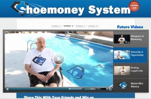 """Shoemoney System"""