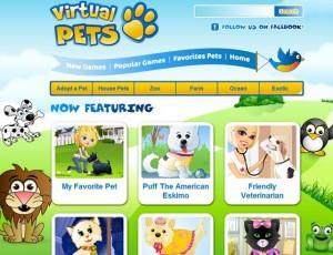 """Virtual Pets"""