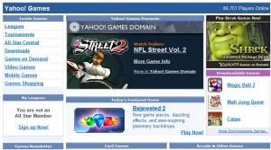 """Yahoo Games"""