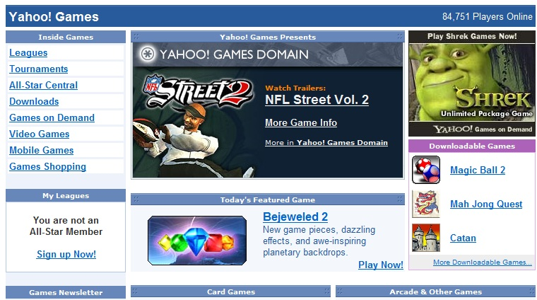 Yahoo! Continues Dumping their Domain Assets by Selling Domain Name ClassicGames.com for $25,000