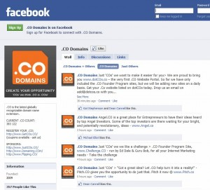 .CO on Facebook