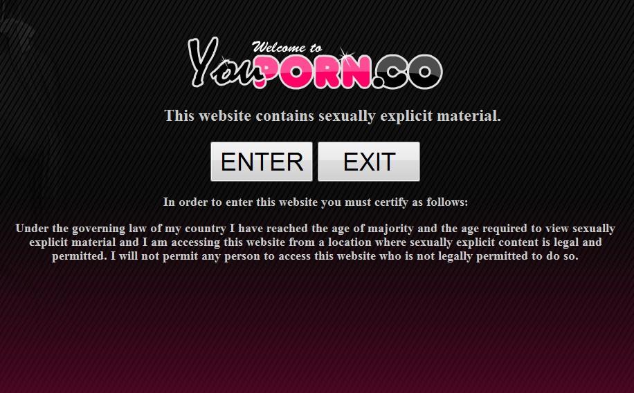 Porn Web Page