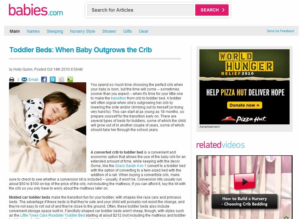 National A-1 partners with AOL on Babies.com
