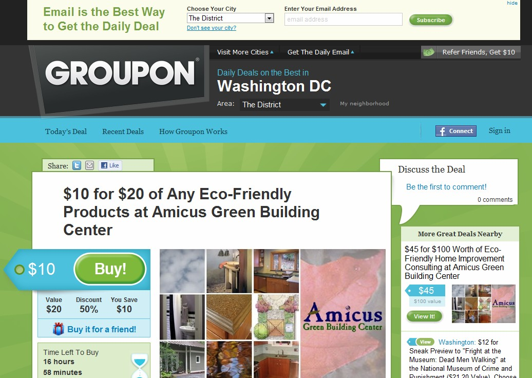 More 'group buying' web sites online, more catchy 'group buying' domain names