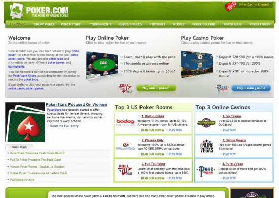 poker.com