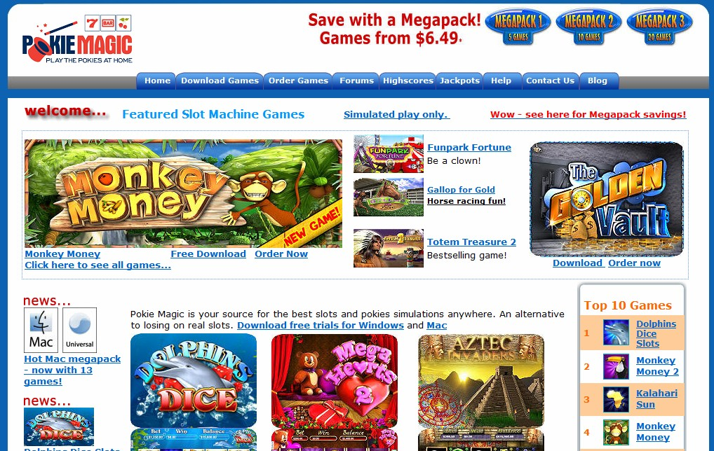 """Sedo brokers sale of Pokie.com for $40,000 – there is more than one usage of the term """"pokies"""""""