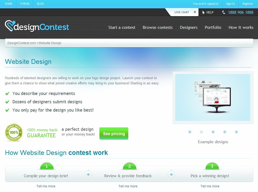 DesignContest.com sells for $40,000 at GreatDomains