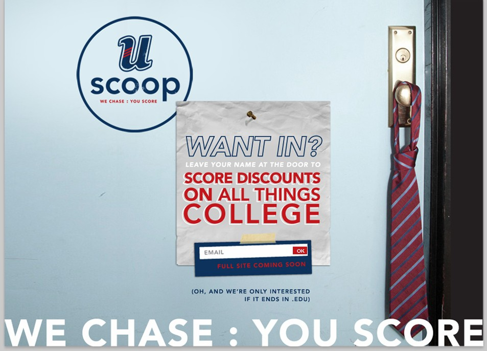 Looks like 'Daily Deals' site for college students just bought uscoop.com for $7,000