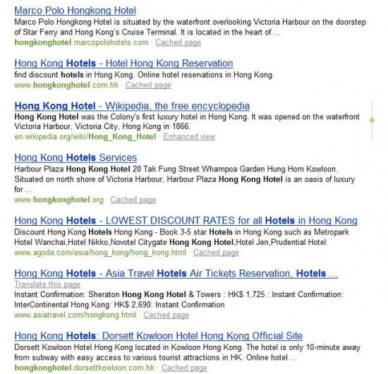 Bing Hong Kong Hotel