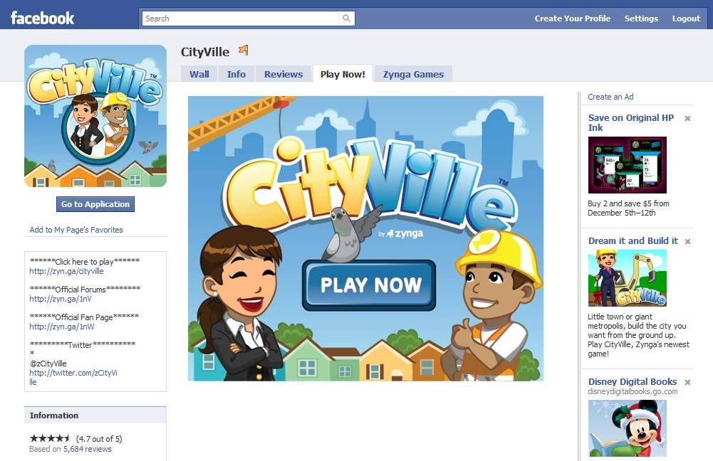 Cityville at 6MM daily users in 8 days: It's the kind of thing that makes some domain sellers kick themselves