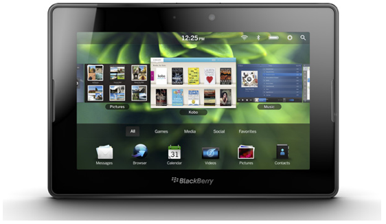 Research In Motion files complaint with WIPO over BlackberryTablet.com
