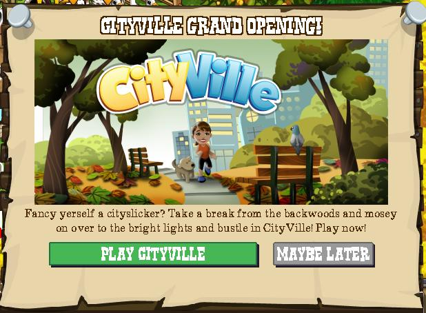 Cityville app is oh-so-close to 100 million monthly active users (Domain bought for only $38,000)