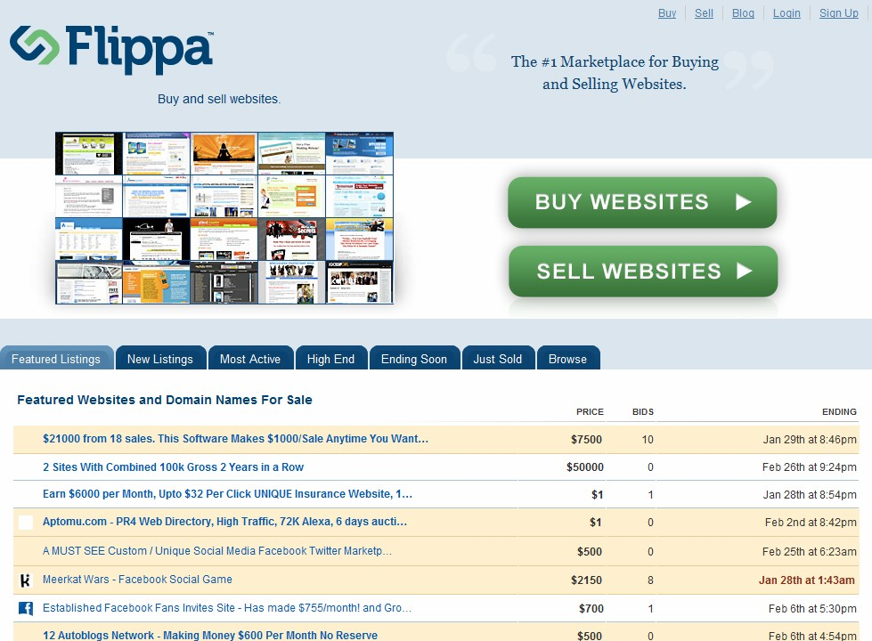 Flippa releases its 2010 Year in Review