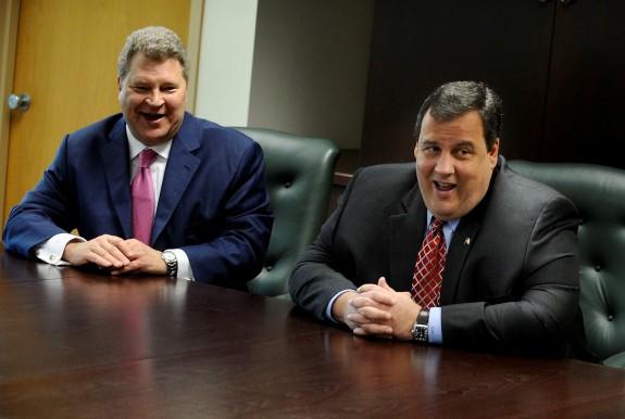 Governor Chris Christie