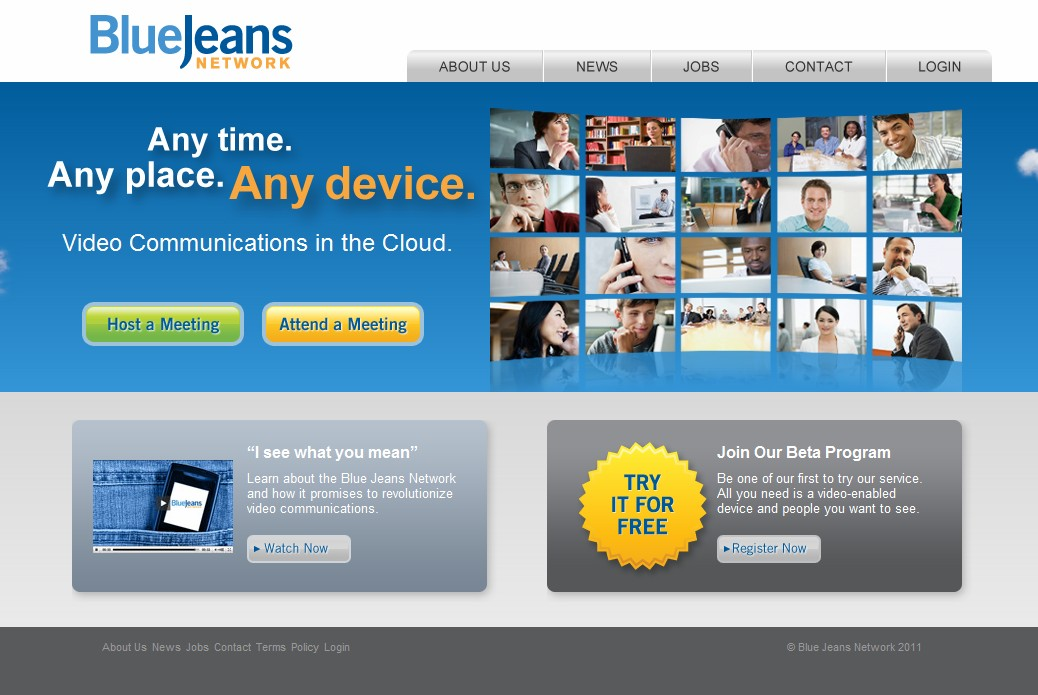 Garry Chernoff posts another top-10 domain sale in 2011 with BlueJeans.com selling for $150,000