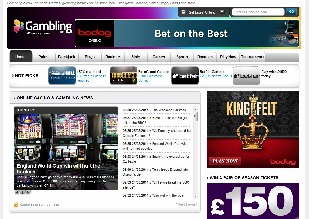 Biggest domain sale of 2011 nearing completion – Media Corp announces year-end results, Gambling.com update