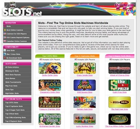 Slots.net
