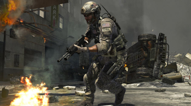 CallofDutyModernWarfare.com, doesn't go to Activision after being released