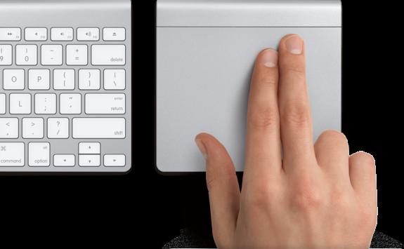 Apple Gestures