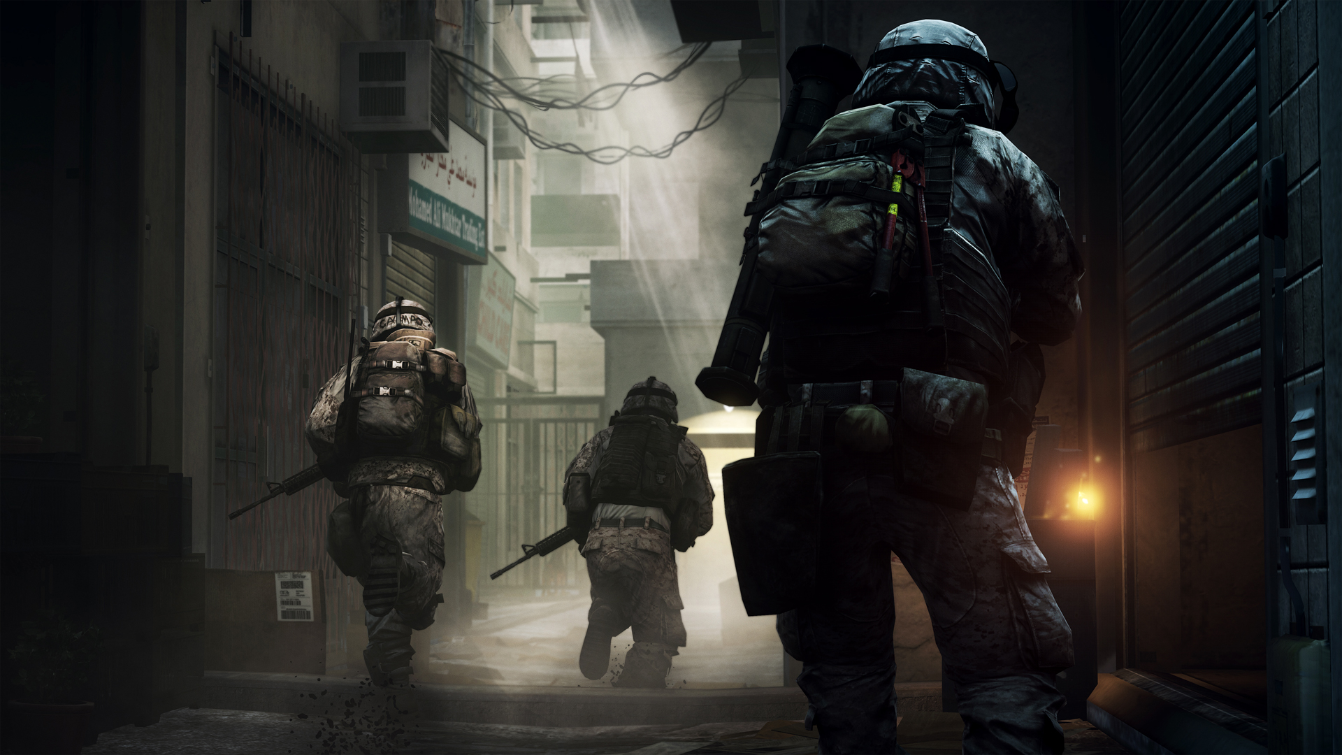 Electronic Arts adds Battlefield.net to its arsenal of killer domains as it prepares to battle Modern Warfare 3