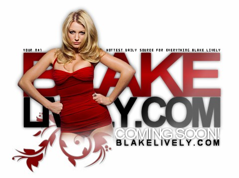 Blake Lively website