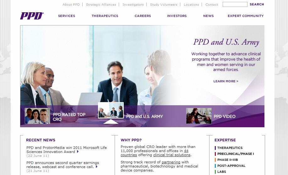Pharmaceutical Product Development wins case to get PPD.com from its owner