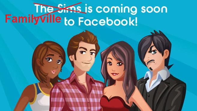 Will Zynga give The Sims on Facebook a run for its money with Familyville?