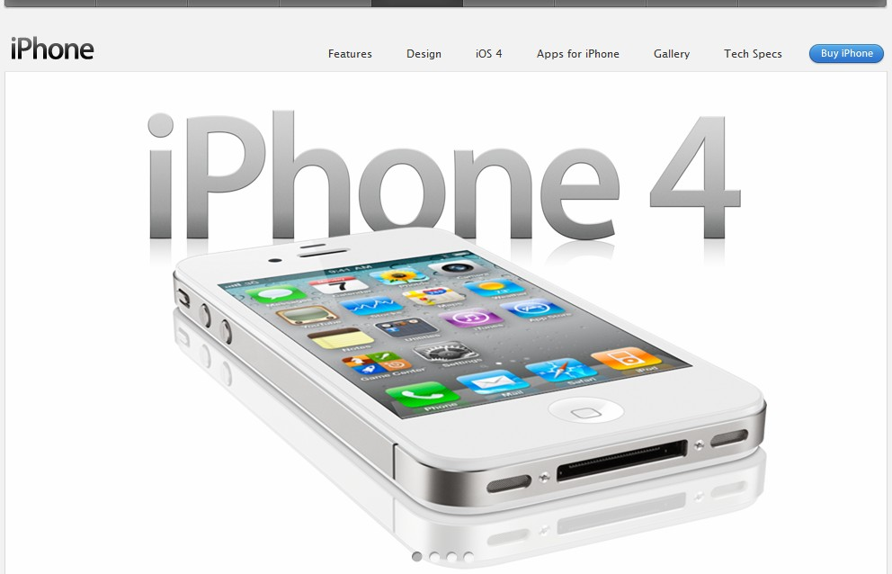 Apple acquires 'leaked' iPhone4.com domain name, still missing others