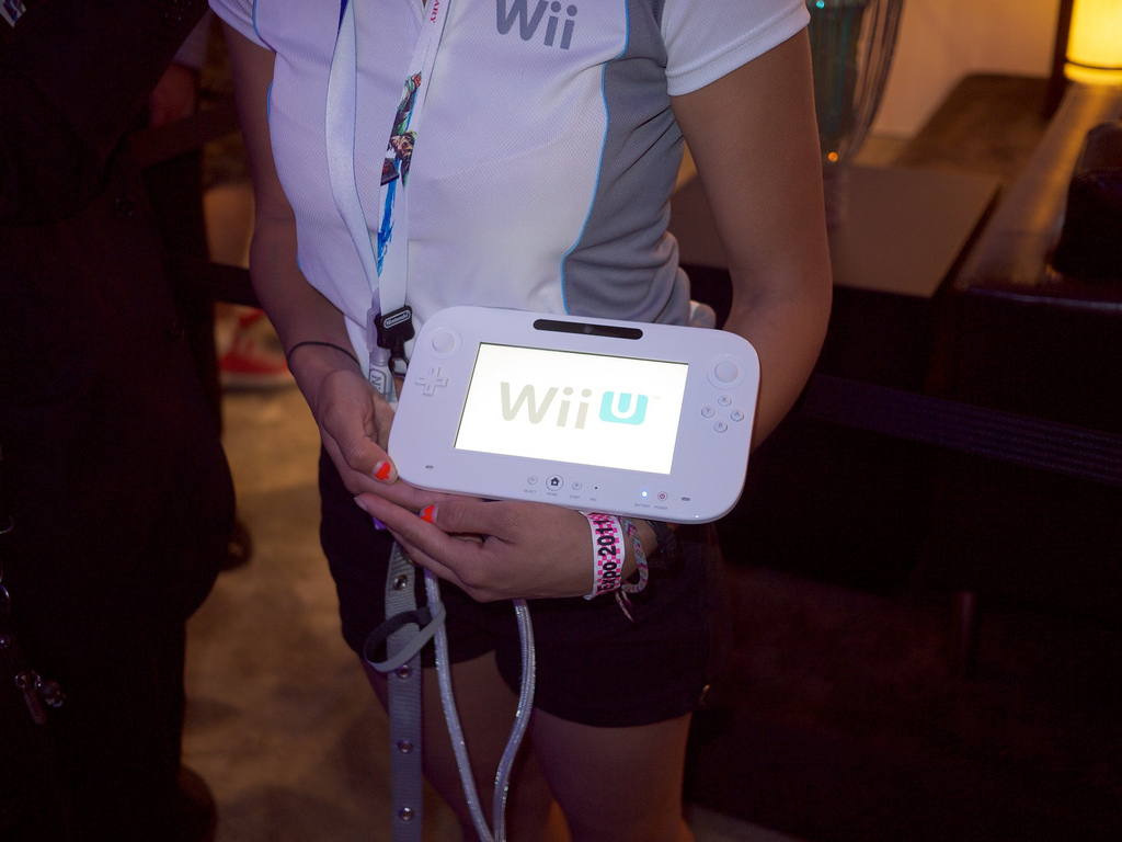 Nintendo finally files trademark applications for Wii U in the U.S.