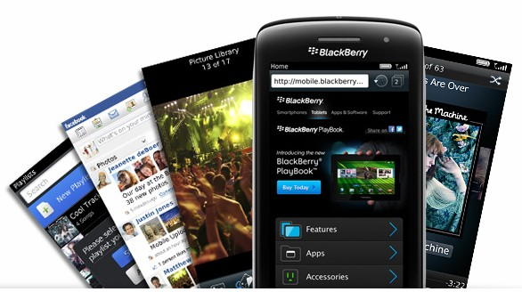 Research in Motion registers over 500 domain names for its new BlackBerrys
