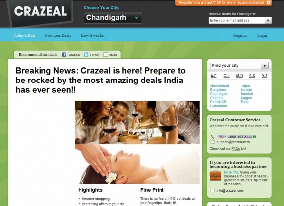 crazeal